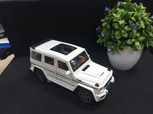 SP006003 [Chezhi] Mercedes G63 124 [White]