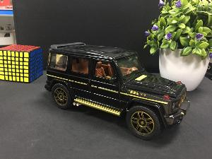 SP005812 [Chezhi] Mercedes G63 124 [Black]