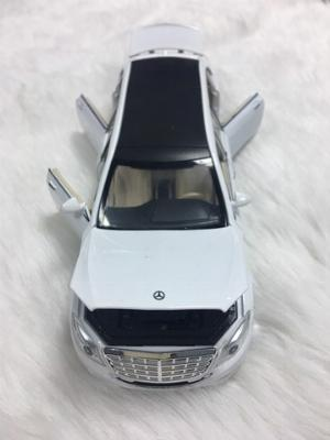SP005994 - [Miniauto] Mercedes S650 Maybach 132 [White]