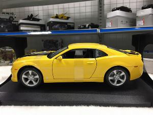SP005868 - [Maisto] Chevrolet Camaro SS 2010 118 [Yellow]