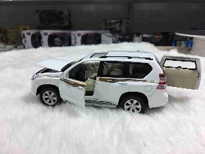 SP004251 - [Shenghui] Toyota Prado 865 boxed 132[White] SP004251